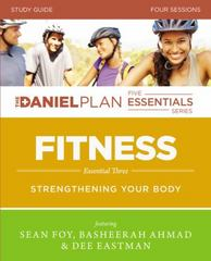 Fitness Study Guide 1st Edition 9780310822981 031082298X