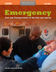 Emergency Care and Transportation of the Sick and Injured 10th Edition 9781284076905 1284076903