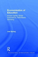 Economization of Education 1st Edition 9781317548317 1317548310