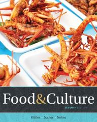 Food and Culture 7th Edition 9781305628052 1305628055