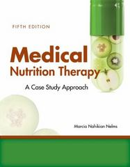 Medical Nutrition Therapy 5th Edition 9781305628663 1305628667