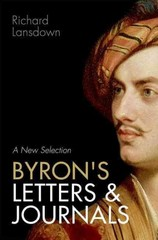 Byron's Letters and Journals 1st Edition 9780198722557 0198722559