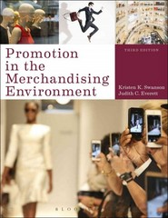 Promotion in the Merchandising Environment 3rd Edition 9781628921571 1628921579