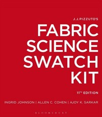 J.J. Pizzuto's Fabric Science Swatch Kit 11th Edition 9781628926576 1628926570