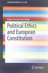 Political Ethics and European Constitution 1st Edition 9783662456002 3662456001