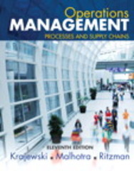 Operations Management 11th Edition 9780133872132 0133872130
