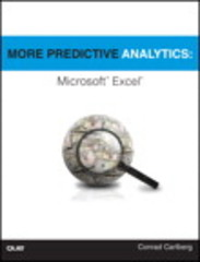 More Predictive Analytics 1st Edition 9780134070919 0134070917