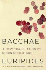 Bacchae 1st Edition 9780062319678 0062319671