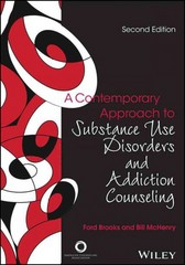 A Contemporary Approach to Substance Use Disorders And Addiction Counseling 2nd Edition 9781119098201 1119098203
