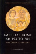 Imperial Rome AD 193 to 284 1st Edition 9780748620517 0748620516