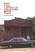 The American West 1st Edition 9780748622528 0748622527