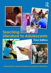 Teaching Literature to Adolescents 3rd Edition 9781138891241 113889124X