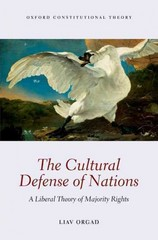 The Cultural Defense of Nations 1st Edition 9780191646430 0191646431