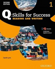 Q: Skills for Success 2E Reading and Writing Level 1 2nd Edition 9780194818384 0194818381