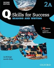 Q: Skills for Success Reading and Writing 2nd Edition 9780194818742 0194818748