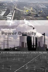 Power Density 1st Edition 9780262029148 0262029146