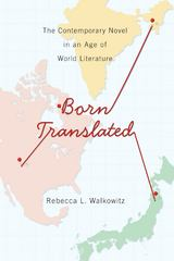 Born Translated 1st Edition 9780231165945 0231165943