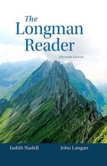 Longman Reader, The 11th Edition 9780133863154 0133863158
