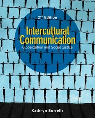 Intercultural Communication 2nd Edition 9781452292755 1452292752