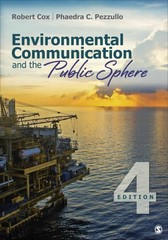 Environmental Communication and the Public Sphere 4th Edition 9781483344331 1483344339
