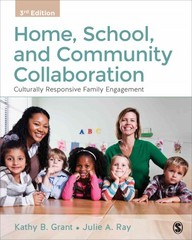Home, School, and Community Collaboration 3rd Edition 9781483347547 1483347540