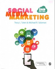 Social Media Marketing 2nd Edition 9781473913011 1473913012