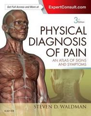 Physical Diagnosis of Pain 3rd Edition 9780323377485 0323377483