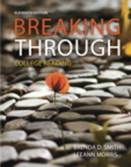 Breaking Through 11th Edition 9780321994196 0321994191