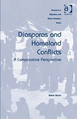 Diasporas and Homeland Conflicts 1st Edition 9781317151302 1317151305