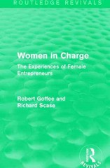 Women in Charge (Routledge Revivals) 1st Edition 9781317483823 1317483820