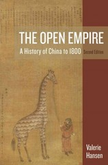 The Open Empire 2nd Edition 9780393938777 0393938778