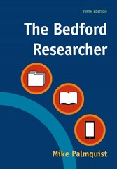 The Bedford Researcher 5th Edition 9781457674549 1457674548