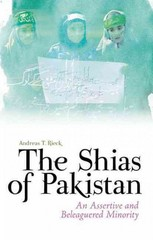 The Shias of Pakistan 1st Edition 9780190240967 0190240962