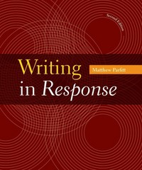 Writing in Response 2nd Edition 9781457672699 1457672693