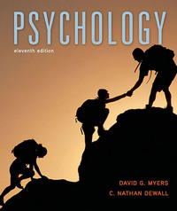 Psychology 11th Edition 9781464140815 1464140812