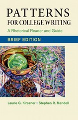 Patterns for College Writing, Brief Edition 13th Edition 9781457699542 1457699540
