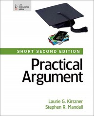 The Practical Argument, Edition 2nd Edition 9781457694295 1457694298