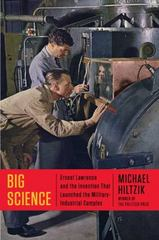 Big Science 1st Edition 9781451675757 1451675755