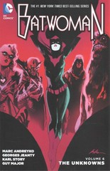 Batwoman Vol. 6: The Unknowns (The New 52) 1st Edition 9781401254681 1401254683