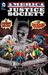 America Vs. The Justice Society 1st Edition 9781401255091 1401255094