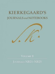 Kierkegaard's Journals and Notebooks, Volume 8 1st Edition 9780691166186 0691166188