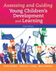 Assessing and Guiding Young Children's Development and Learning 6th Edition 9780133802764 0133802760