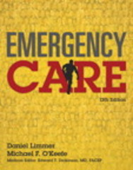 Emergency Care 13th Edition 9780134024554 0134024559