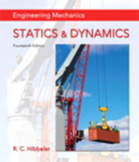 Engineering Mechanics 14th Edition 9780133915426 0133915425