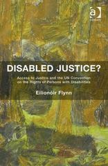 Disabled Justice? 1st Edition 9781317150046 131715004X