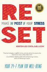Reset - Make the Most of Your Stress 1st Edition 9781491747575 1491747579