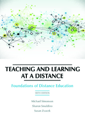 Teaching and Learning at a Distance 6th Edition 9781623968007 1623968003