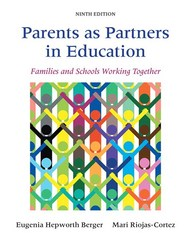 Parents as Partners in Education 9th Edition 9780133968385 0133968383