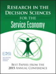 Research in the Decision Sciences for the Service Economy 1st Edition 9780134051154 0134051157