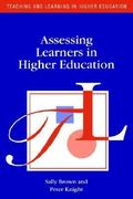 Assessing Learners in Higher Education 0 9780749411138 0749411139